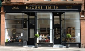 McCune Smith Cafe, Glasgow
