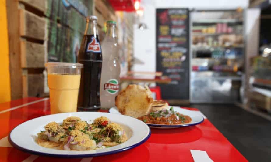 Babu Bombay Street Kitchen, Glasgow