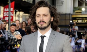 Edgar Wright at the London premiere of The World's End, 2013.