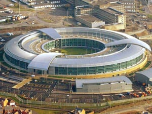 GCHQ has a much lighter oversight regime than it should – by its own admission, said Snowden.