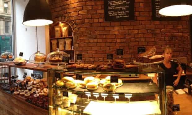 Riverhill Coffee Bar, Glasgow