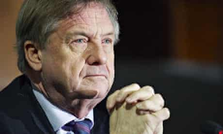 BT's chairman, Sir Michael Rake