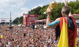 33bf4050 David Baddiel: Why I'm glad the Germans are singing my Three Lions ...