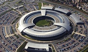 GCHQ in Cheltenham: where the in-jokes and interests of geeks are the same as most places.