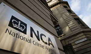 National Crime Agency headquarters