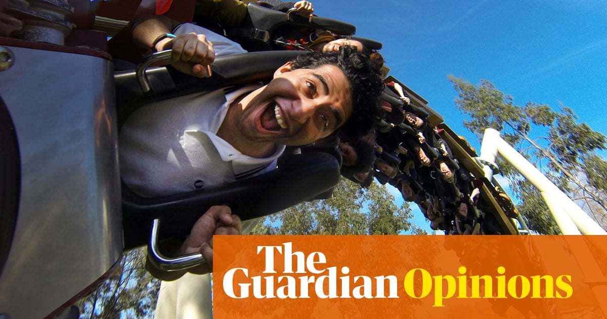 Stuck upside-down, covered in vomit, on acid: your rollercoaster