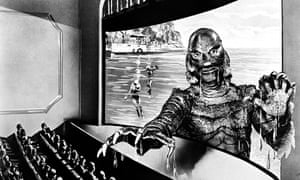 Creature from the Black Lagoon monster