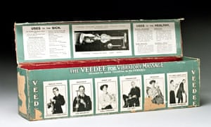 Veedee Vibratory Massager Box Wellcome Collection