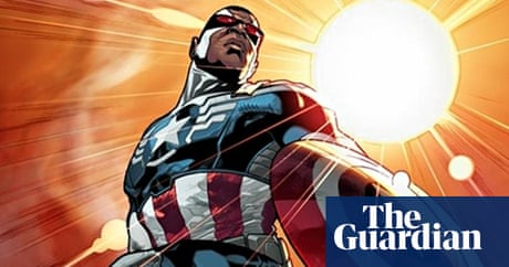 after female thor a black captain america from marvel books the