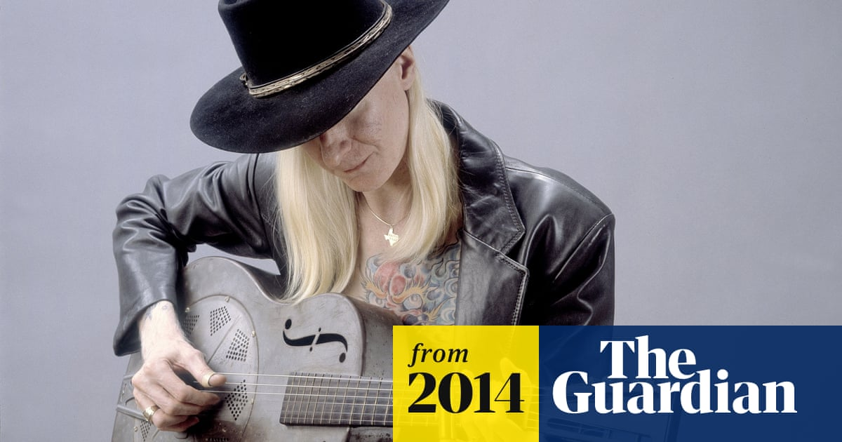 Johnny Winter Blues Guitarist Dies Aged 70 Music The Guardian