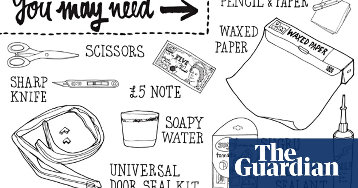 How to mend … an inefficient fridge | Life and style | The Guardian