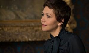 Maggie Gyllenhaal as Nessa Stein in The Honourable Woman.