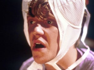 Anthony Michael Hall as Gary Wallace in Weird Science