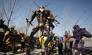 China Transformers farmers models