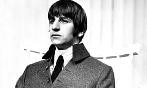 """""""Ringo Starr of The Beatles in 1964"""""""