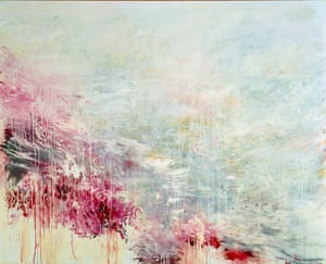 swimmers in art; Cy Twombly Hero and Leandro