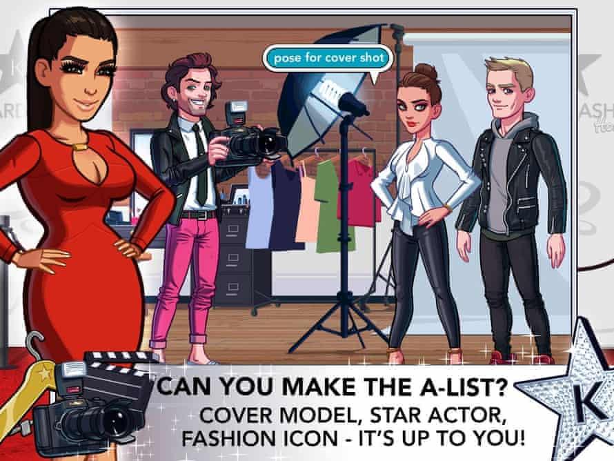 Kim Kardashian: Hollywood.