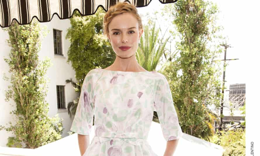 Kate Bosworth - known for being very slim and still held up by magazines as a fashion inspiration. Photograph: Startraks Photo/REX