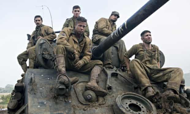Fury tank crew