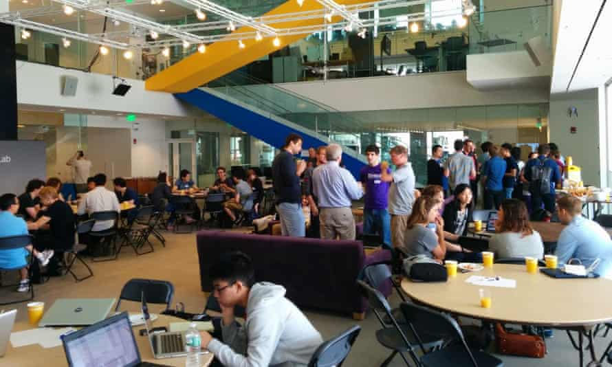 Participants welcomed to Hacking Journalism