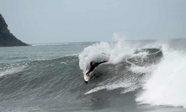 Unstad Arctic Surf