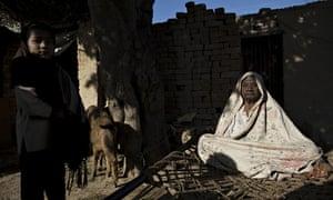 grandmother Islamabad