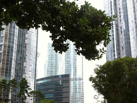 We've The Zenith Tower blocks in Haeundae.