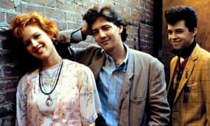 andie molly ringwald blane andrew mccarthy and duckie jon cryer