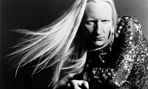 Johnny Winter.