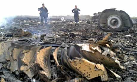 Malaysia Airlines Boeing 777 plane crash in Ukraine