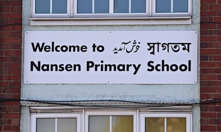 Nansen primary school in Birmingham was investigated as part of 'Trojan horse' inquiry