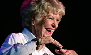 Elaine Stritch in 2002.