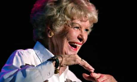 Elaine Stritch in 2002.