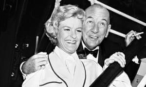 Elaine Stritch with Noel Coward