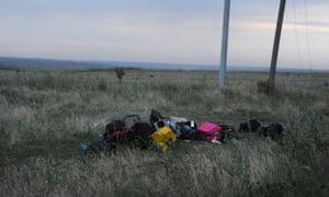 malaysia ukraine mh17 crash