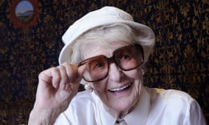 Elaine Stritch at the Carlyle Hotel, Manhattan.