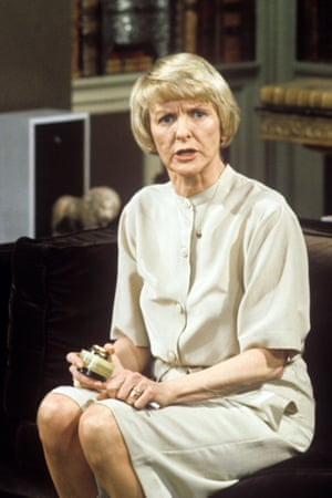 Elaine Stritch  'Two's Company - Series 3' TV Programme. - 1978  Series 3 - The Freezer