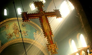 A detail from Westminster Cathedral, London