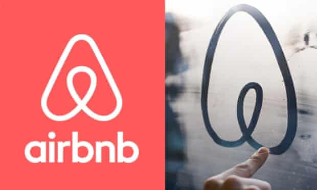 Airbnb's new logo … What do you see?