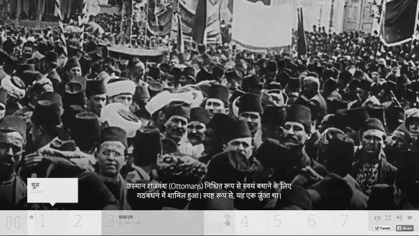 Film translated into Hindi