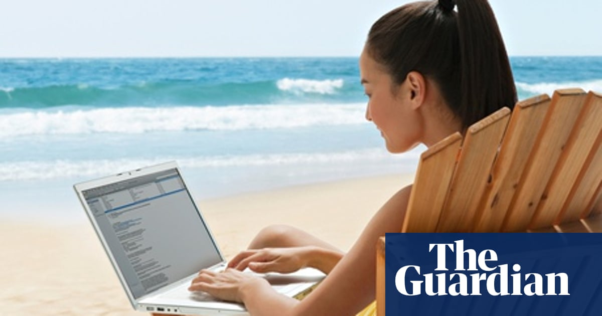 Why taking a holiday from work is good for your career | Guardian