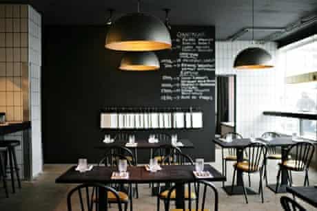 KUL restaurant, Copenhagen