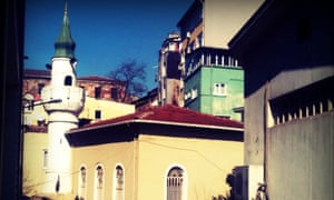 Sound of Istanbul Mosque by home