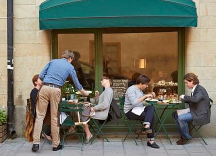 Speceriet, Stockholm