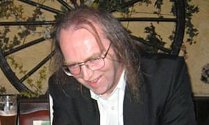 John Alder, who died on board Malaysia Airlines flight MH17