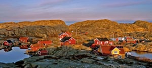 The Koster Islands