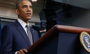 President Obama delivers a statement on the Malaysia Airlines crash over eastern Ukraine.