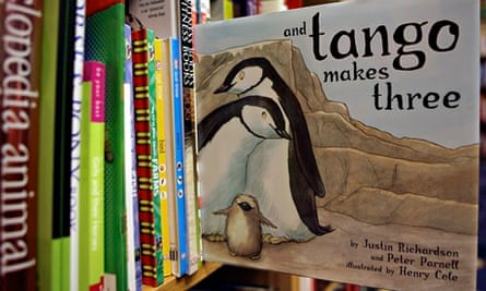 And Tango Makes Three is a true story about two male penguins in a zoo that raise a chick