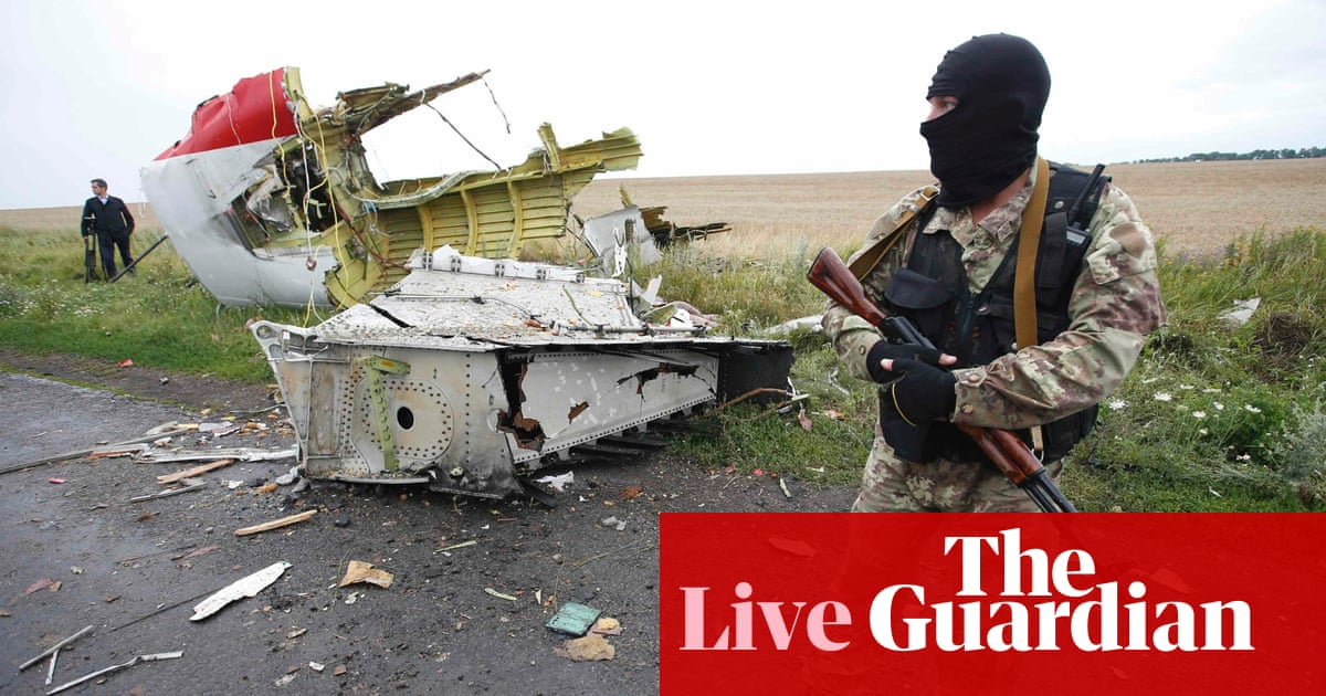 Obama: MH17 disaster 'an outrage of unspeakable proportions