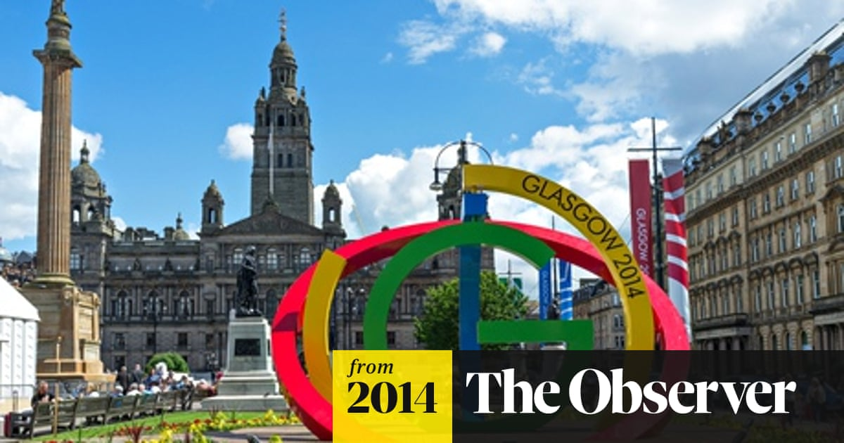 Commonwealth Games completes Glasgow's regeneration trilogy